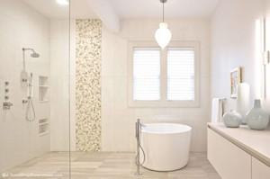 Master Bath Remodel 10 19