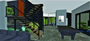 Main Residence Lower Level